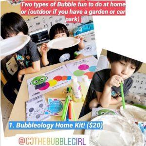 Bubbleology Home Study Kit